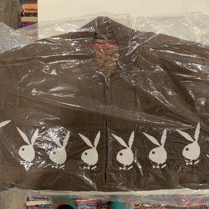 Supreme Playboy Crew Jacket